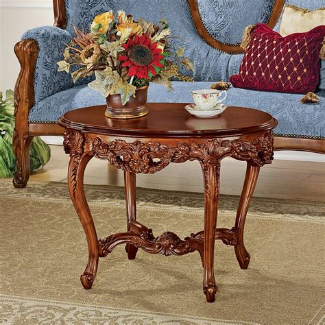 Chateau Montfort Louis Xv Coffee Table