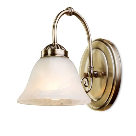 Chatterly 1-Light Armed Sconce