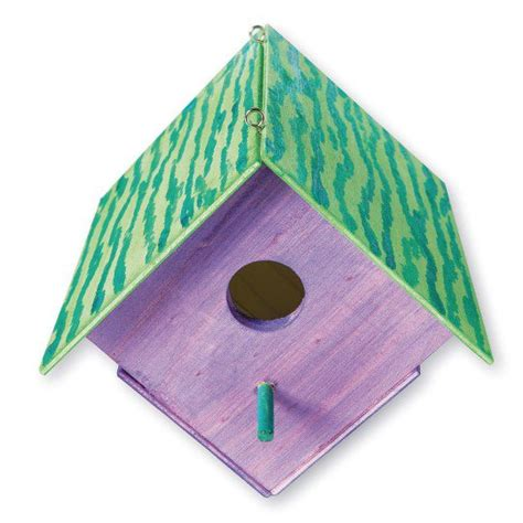 cheap birdhouses unfinished