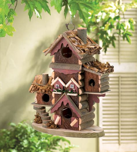 cheap decorative bird houses