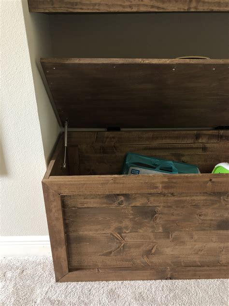 cheap diy toy chest