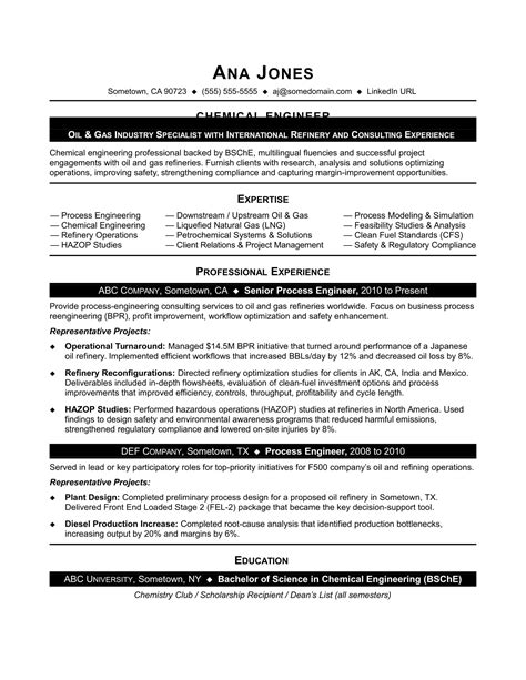 engineering resume keywords