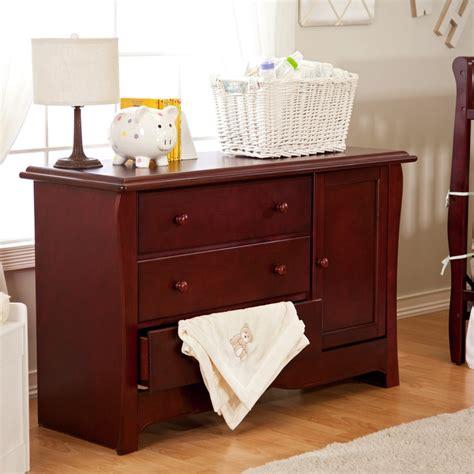 Cherry Wood Baby Dresser