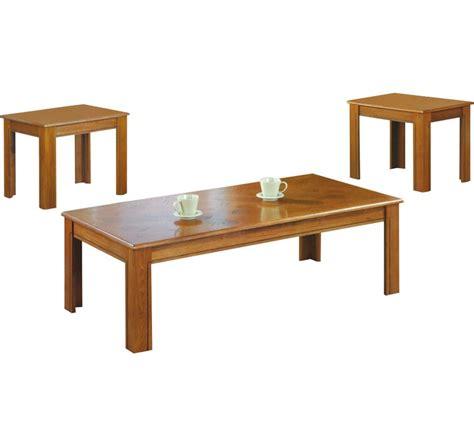 Chesser 3 Piece Coffee Table Set