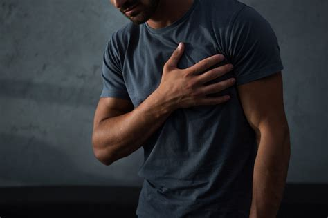 chest pain or tightness in chest