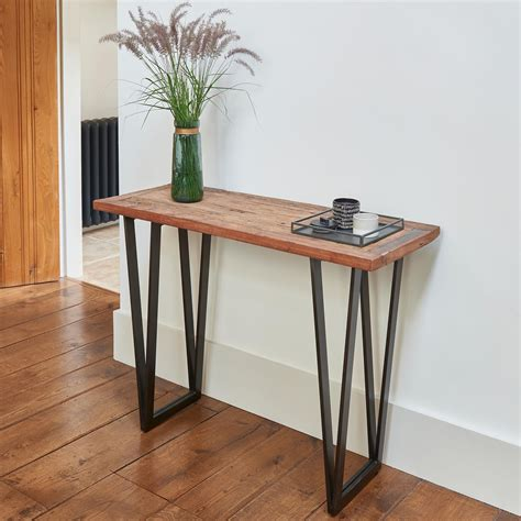 Cheyenne Reclaimed Console Table