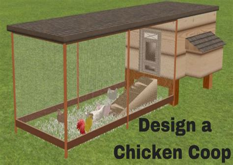 Chicken Coop Design Software