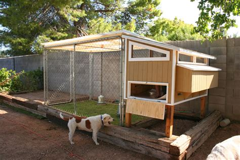 Chicken Coop Easy Design