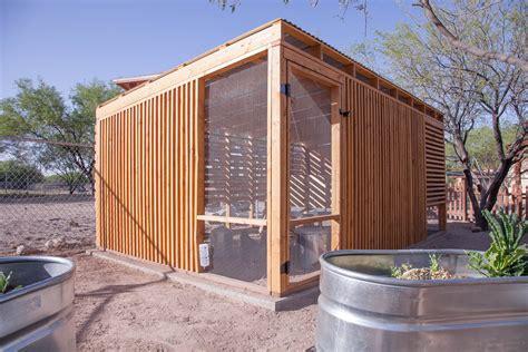 Chicken Coop Modern Design