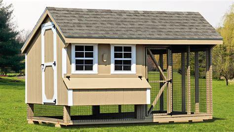 Chicken House Design For Iowa