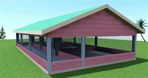 Chicken House Design Kenya
