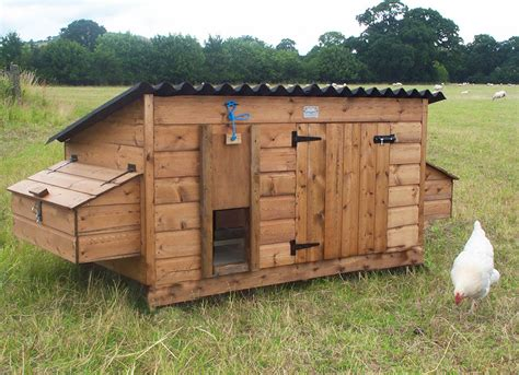 Chicken House Plans Uk