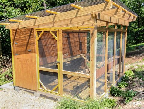 Chicken Houses Designs