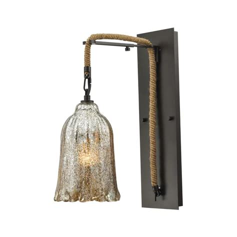 Chickerell 1-Light Armed Sconce