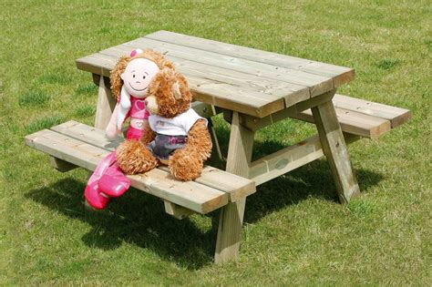 Childs Picnic Bench
