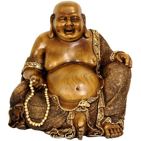 Chinese Jolly Buddha Statue