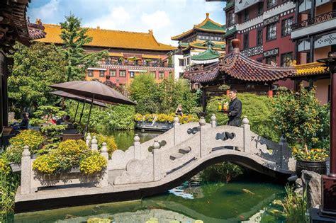 Chinesischer Garten Eintritt