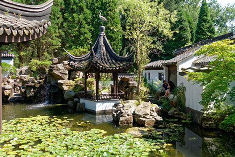 Chinesischer Garten Uni Bochum