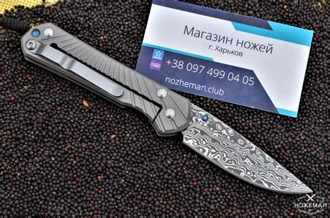 Wilson-Combat Chris Reeve Wilson Combat Sebenza Collaboration.