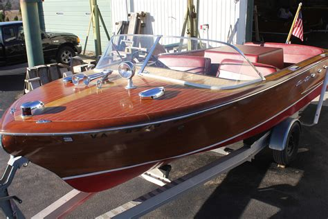 Chris Craft Wooden Boats For Sale