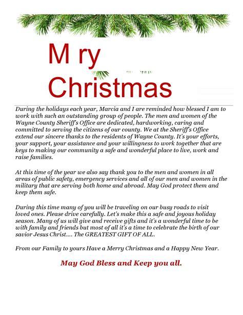Letter Format christmas letter format Christmas Letter along – Christmas Letter Format