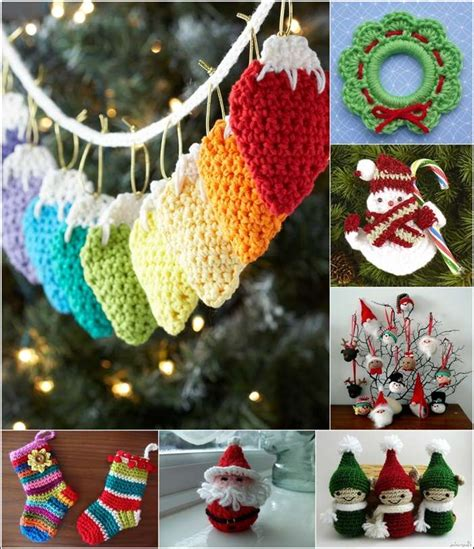Christmas Decorations Patterns Free