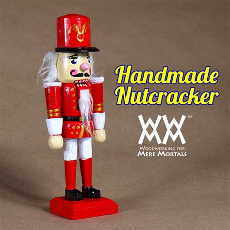 Christmas Nutcracker Woodworking Plans