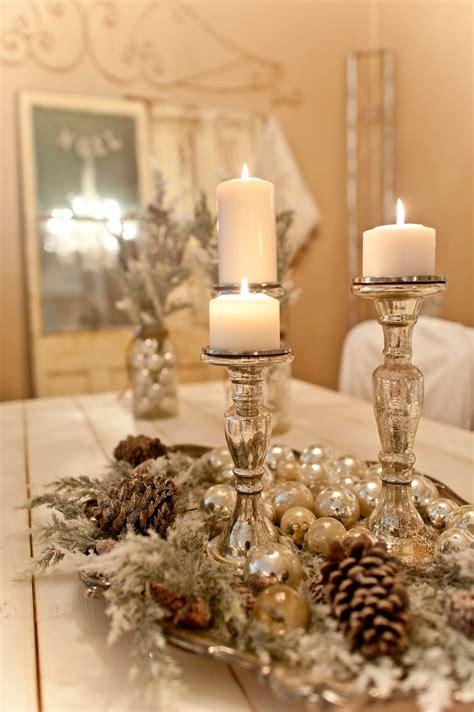 Christmas Table Centerpieces Diy