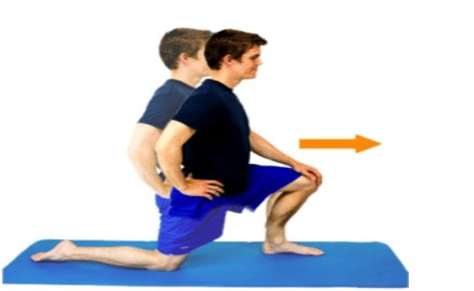 chronic hip flexor soreness after ab