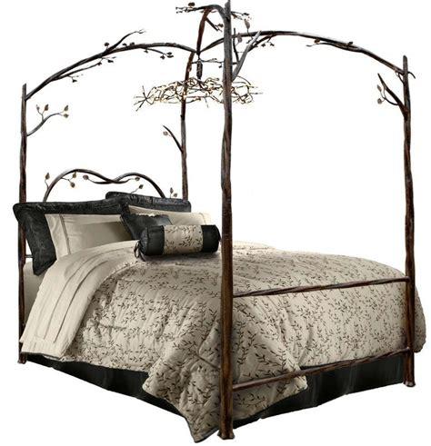 Churchman Canopy Bed