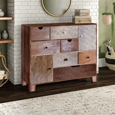 Ciel 7 Drawer Accent Cabinet