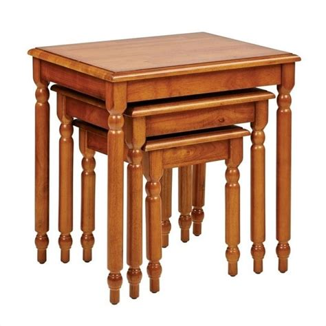 Cillian Reclaimed 3 Piece Nesting Table