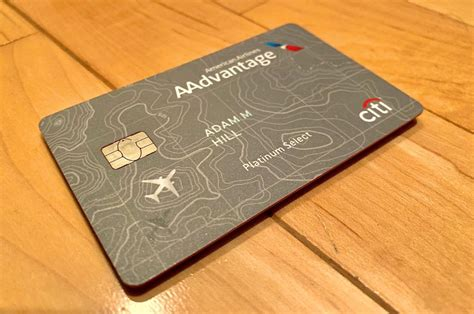 Citibank American Airlines Credit Card Offers Citi Aadvantage Platinum Select World American Airlines