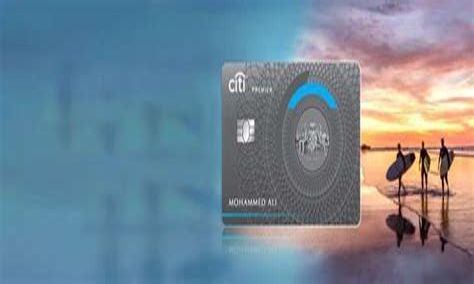 Citi Credit Card Atm Fees Citi Premier Credit Card Citibank Uae