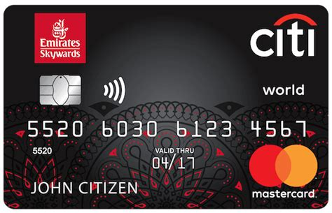 Citibank Credit Card Offers Air Tickets Emirates Airlines Credit Card Emirates Citibankae