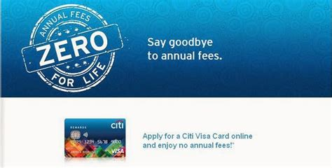 Citibank Credit Card With No Annual Fee No Annual Fee Credit Cards Creditcardau