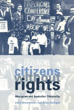 Read Books Citizens Without Rights: Aborigines and Australian Citizenship Online