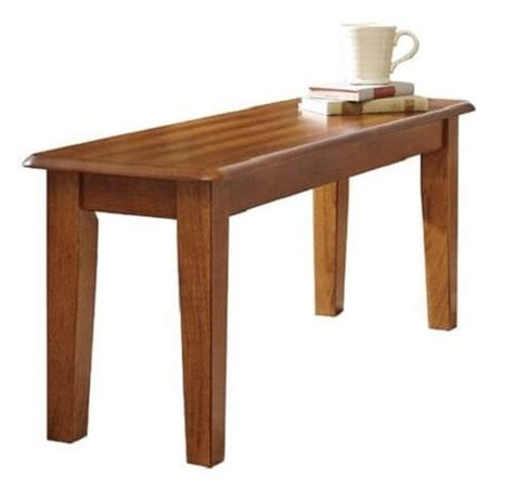 Clarissa Wood Bench