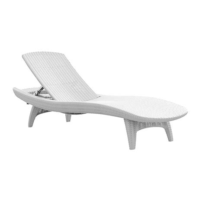 Clarita Reclining Chaise Lounge (Set of 2)