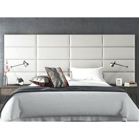 Classic Deluxe Upholstered Panel Headboard