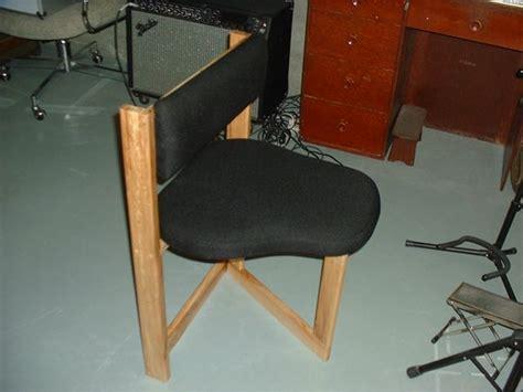 Classical Guitar Chair Plans