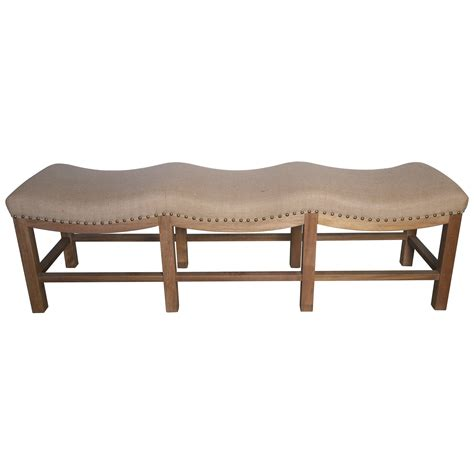 Claudia Wood Bench