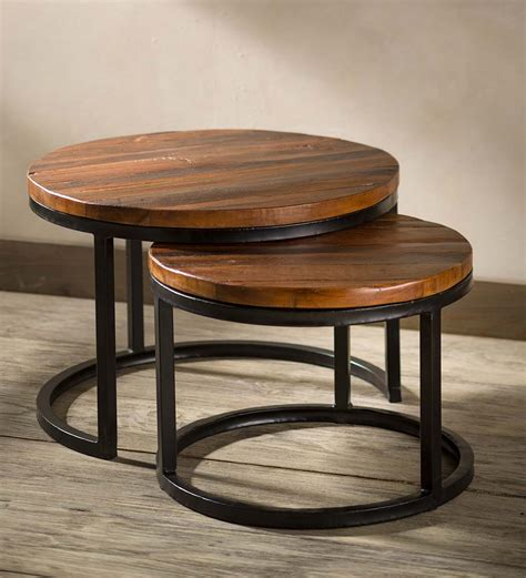 Claybrooks Nesting Tables (Set of 2)