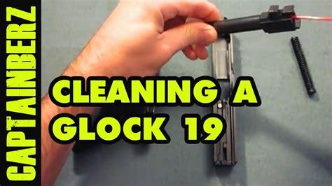 Glock-19 Clean My Glock 19.