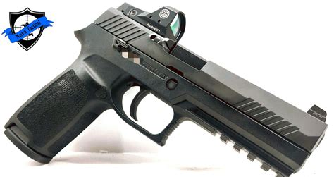 Sig-P320 Cleaning Sig P320.