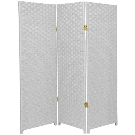 Clements 48 x 39 3 Panel Room Divider