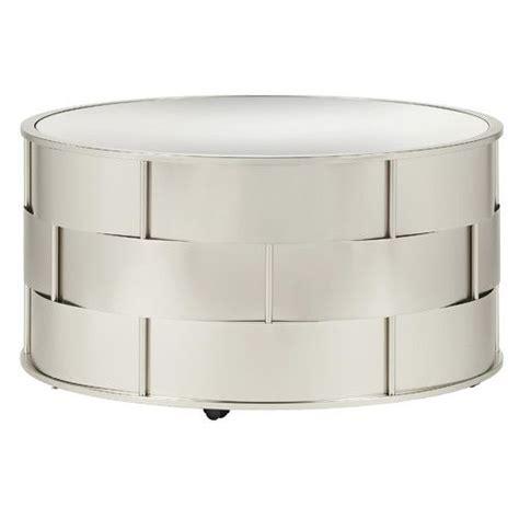 Cliburn Barrel Coffee Table