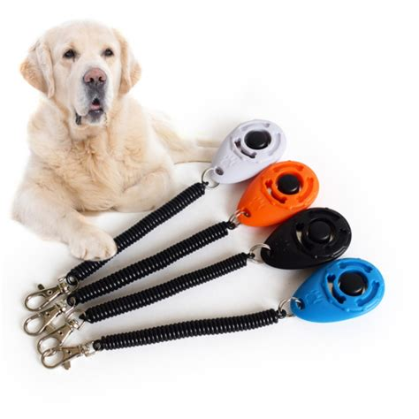 Clicker Training Device For Dogs