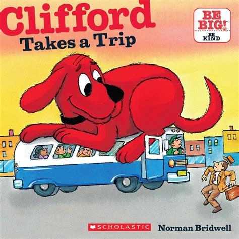 Read Books Clifford Takes A Trip Online