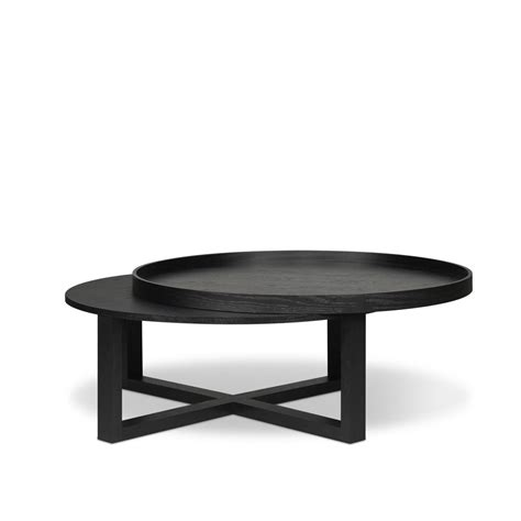 Cliffside Coffee Table with Tray Top